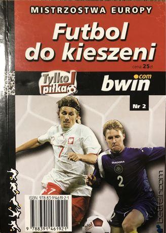 Futbol do kieszeni Mistrzostwa Europy 2008