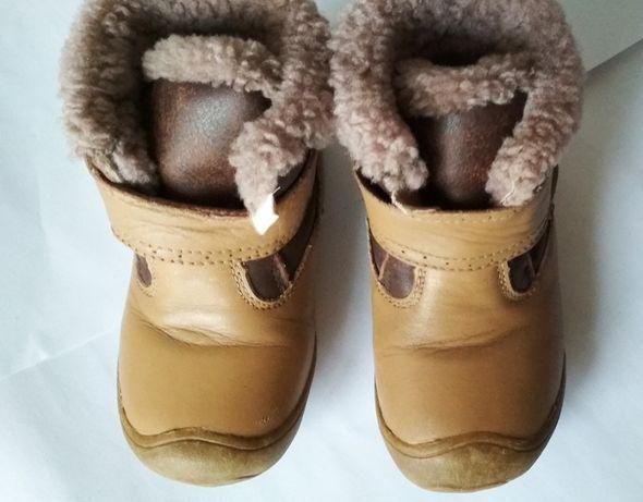 сапоги кожаные ортопедические зимние 24