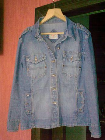 куртка женская джинсовая LIKOMS