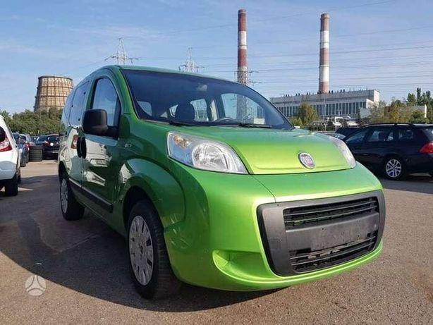 Fiat Qubo  газ/бензин
