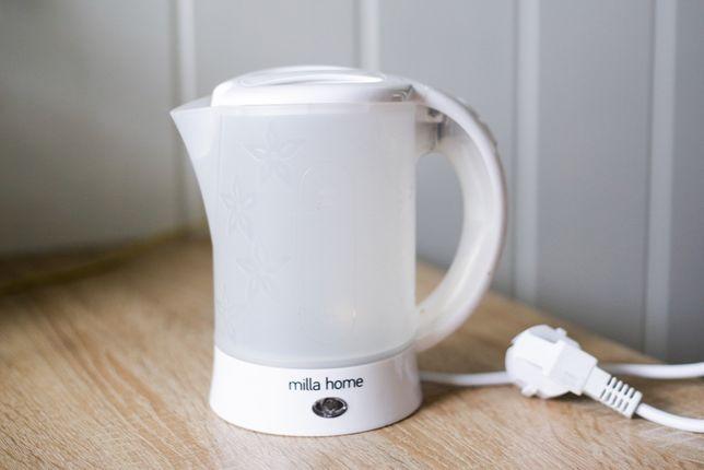 Mały czajnik elektryczny Mila Home MKT001WE