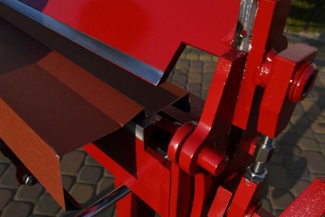 Zaginarka boków RED 2,20 m/0,8 mm Wyciecia Boczne Parapety Szuflady
