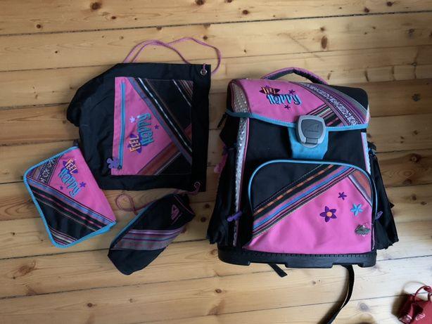Портфель школьный Schneiders + пенал + сумка для обуви