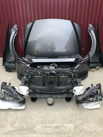 Бампер крило фара капот на Mazda CX-5 17-20