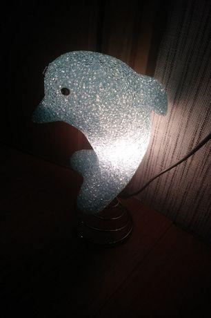 Lampka delfin