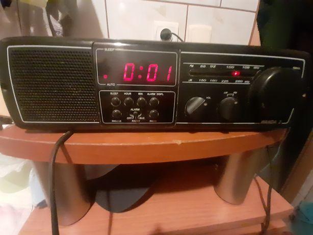 Radiobudzik WANDA