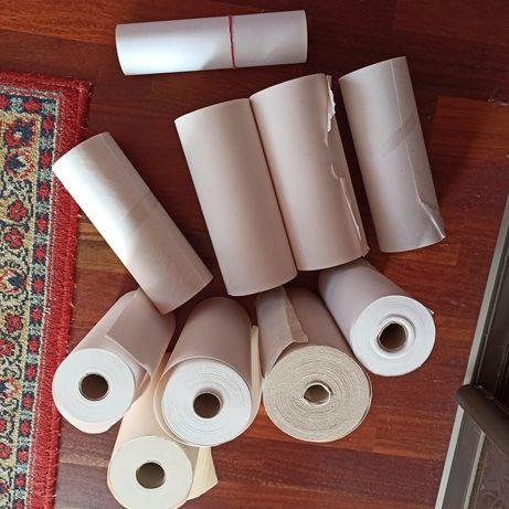 бумага в рулонах для принтера