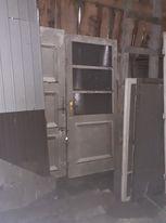 drzwi do odrestaurowania