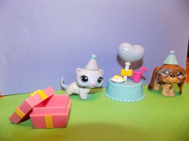 Littlest pet shop - zestaw urodzinowy