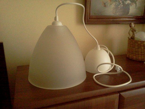 Lampa wisząca-żyrandol