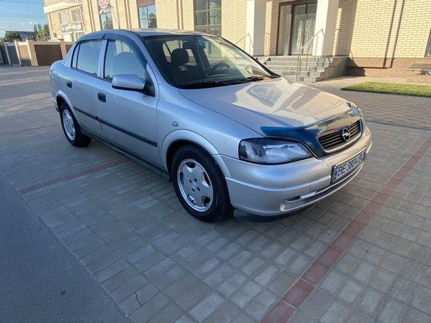 Opel astra g газ , кондционер