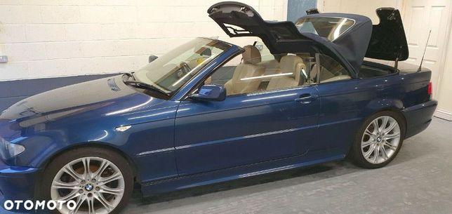 BMW Seria 3 318 Ci Cabrio 2,0 Lift M pakiet M technik e46