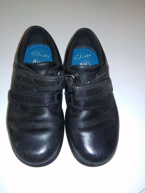 Кожаные туфли Clarks 25 -26 р