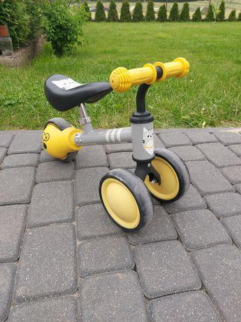 Rowerek biegowy trójkołowy kinderkraft