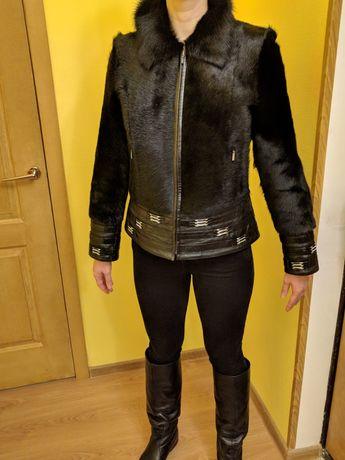 Куртка, меховая, женская