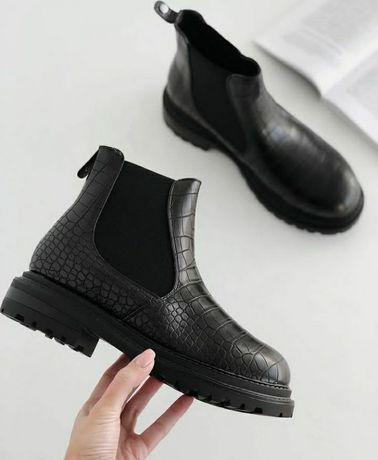 Ботинки Челси Зима