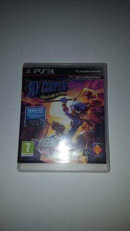 Gra oryginalna Sly Cooper PlayStation PS  3 PL