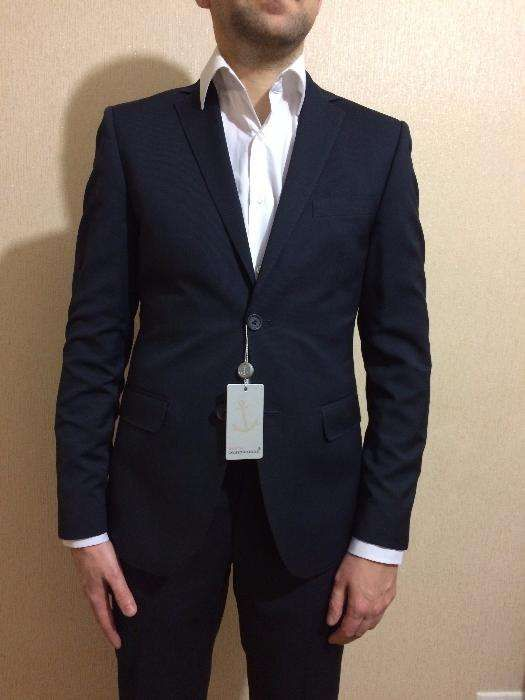 Продам новый шикарный костюм Mario Companione slim fit Чернигов - изображение 1