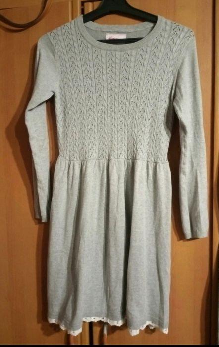 Sukienka sweterkowa Zamość - image 1