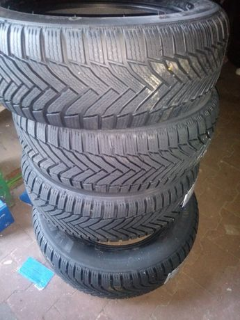 nowe opony zimowe Michelin Alpin 6 225/55r16 99H