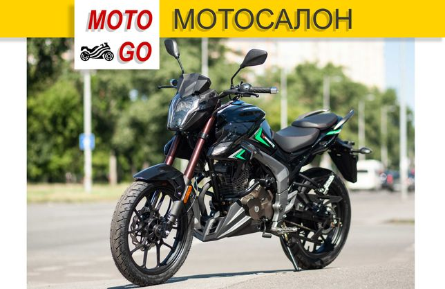 Новый Мотоцикл Viper ZS200A-1 (Zongshen) Гарантия, Кредит! (МОТОСАЛОН)