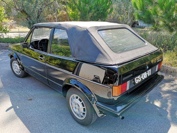 VW Golf Mk1 cabriolet Irrepreensível
