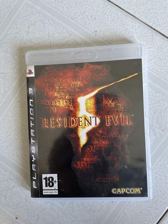Jogo resident evil 5 ps3