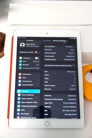 Apple iPad Air 2 A1567 128GB WiFi + 4G LTE Cellular планшет