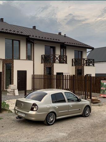 Угловой Таунхаус 105М² с собственным двором