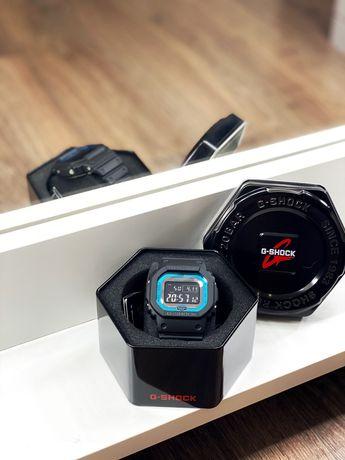 Новые часы Casio G-Shock с Bluetooth и аккамулятор с зарядкой солнцем