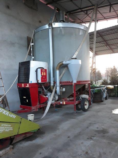 Suszarnia do kukurydzy Drzewicz