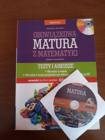 Testy i arkusze matura matematyka, operon