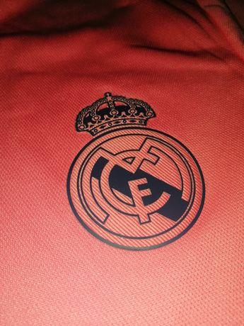 camisola futebol Real Madrid L
