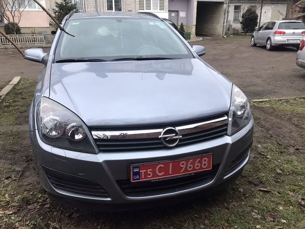 Opel Astra H 1.6 2006