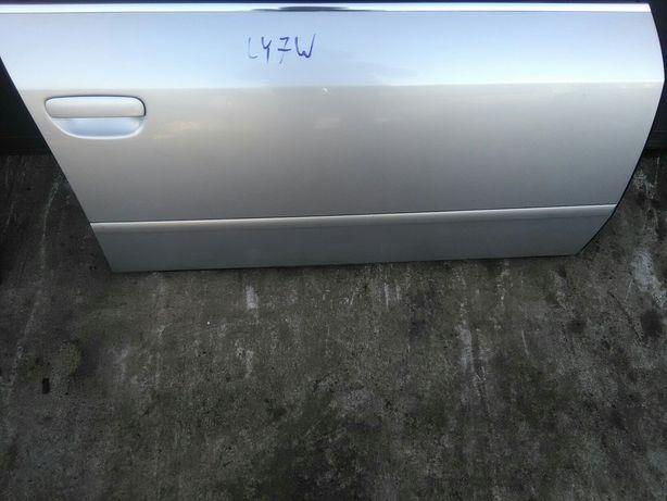 Drzwi Prawy Przód Audi a6 c5 LY7W Lift