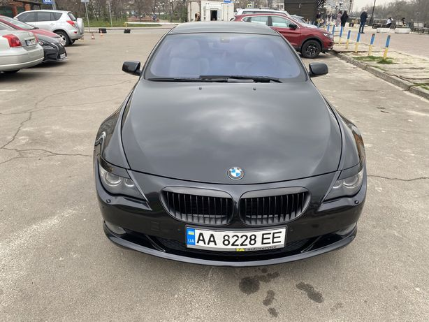 Bmw 6 cupe купе