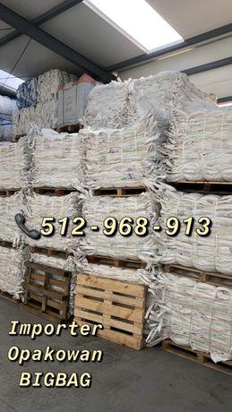 Big bag bagi 700 kg 750 kg na piasek