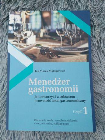 Menedżer gastronomii część 1 Jan Marek Mołoniewicz