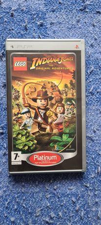 Gra Lego Indiana Jones na PSP