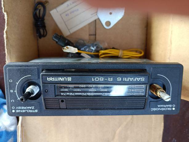 Radio samochodowe safari