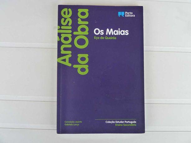 Análise da obra Os Maias Porto Editora (ctt grátis)