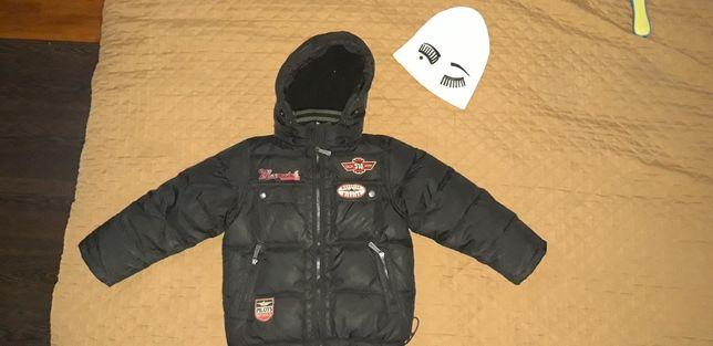 Пуховик курточка