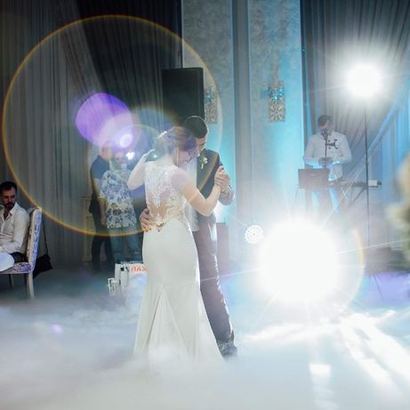Супер цена Тяжелый дым на свадьбу. Конфетти пушка, холодные фонтан