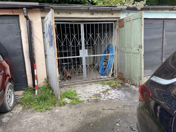 Garaż murowany ul. Stalowa