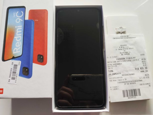 Sprzedam Xiaomi Redmi 9C