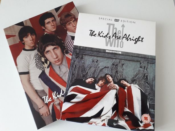 The Who -The Kids Are Alright - Special Edition (2 DVD)