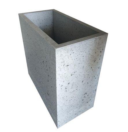 Donice Betonowe, Donice z Betonu Architektonicznego, 60x30x60