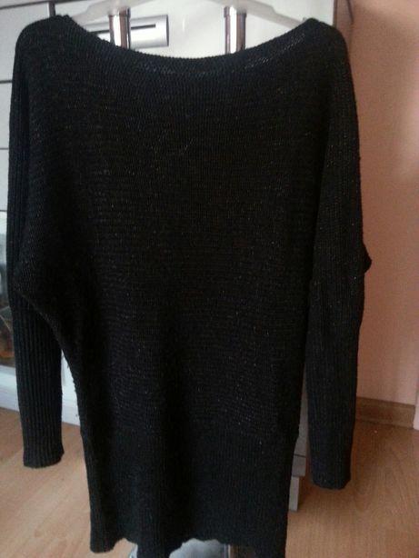 Sweter-tunika