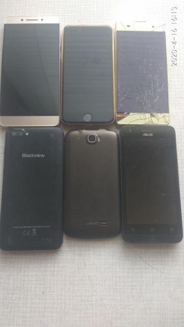 Продам планшеты и мобильные телефоны разных моделей.