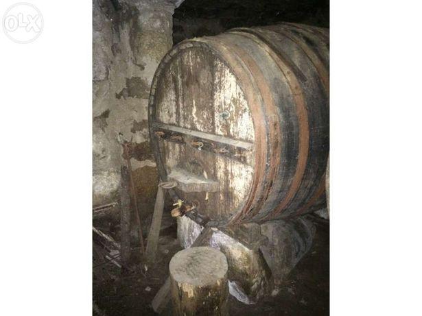 Túnel / Pipo em castanho